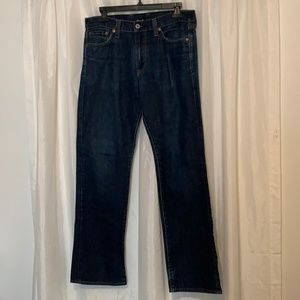 Lucky Brand Vintage Straight Leg Regular Jeans 30